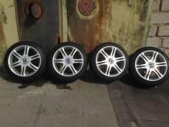 Колеса Weds. 8.0x17 3x98.00, 4x114.30, 5x114.30 ET38 ЦО 73,0мм.