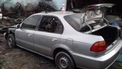 Стекло боковое. Honda Civic Ferio