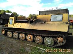 ХТЗ ТГМ-126. Транспортная гусеничная машина ТГМ-126 (МТЛБ), 11 000 куб. см., 4 140 кг., 10 350,00кг.