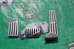 Накладка на педаль. Toyota Mark II, JZX110, GX110 Toyota Verossa, JZX110, GX110