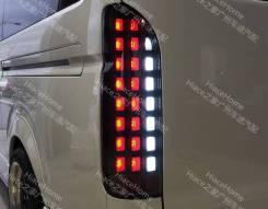 Стоп-сигнал. Toyota Hiace, TRH211K, KDH201K, KDH223B, TRH226K, TRH216K, KDH221K, KDH211K, TRH200V, TRH223B, KDH206V, TRH228B, KDH201V. Под заказ