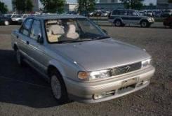 Nissan Sunny. SB13, CD17