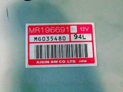 Блок управления автоматом. Mitsubishi Delica, PE8W Двигатель 4M40