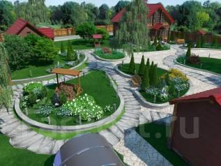 Благоустройство территорий и земляные работы в Хабаровске