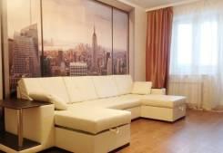 2-комнатная, улица Парижской Коммуны 26. центральный, 50 кв.м.