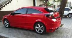 Обвес кузова аэродинамический. Opel Astra Opel Astra GTC. Под заказ
