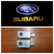 Подсветка. Subaru