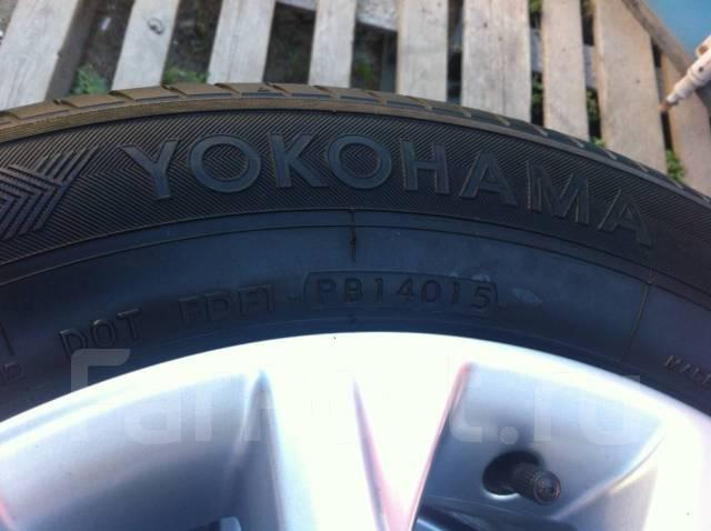 Yokohama Avs dB decibel E70. Летние, 2015 год, износ: 20%, 2 шт