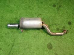 Глушитель. Subaru Legacy, BH5 Двигатель EJ208