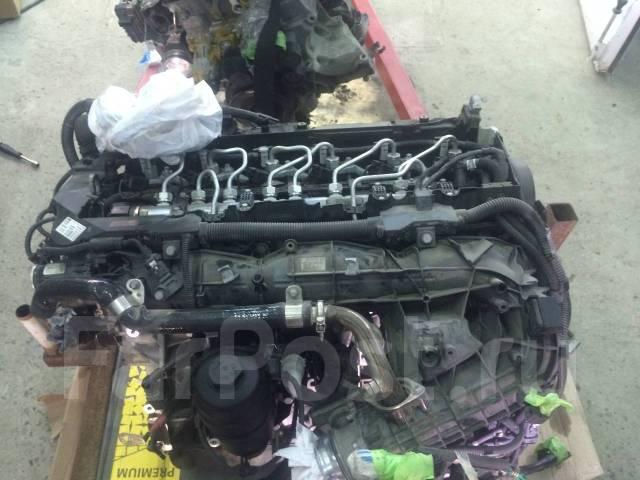 Двигатель в сборе. BMW: X5, 5-Series Gran Turismo, 7-Series, X6, X4, 5-Series, 6-Series Двигатели: N57D30, N57S, N57D30L