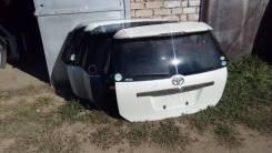 Дверь багажника. Toyota Wish, ANE10, ANE10G, ANE11, ANE11W, ZNE14, ZNE14G Двигатели: 1AZFSE, 1ZZFE, D4