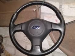 Руль. Subaru Forester, SF5, SG69, SG5, SG6, SG Двигатели: EJ204, EJ202, EJ205, EJ203, EJ201, EJ20