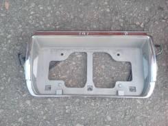 Рамка для крепления номера. Toyota Crown, JZS143, JZS141 Двигатели: 2JZFE, 1JZGE