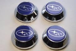 """Колпачки Subaru!, для литых дисков. Новые! В наличии!. Диаметр 16"""""""", 1шт"""