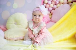 Детские фотосессии для годовасиков и малышей постарше 2000р.