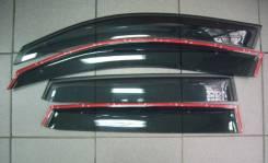 Ветровик на дверь. Audi Q5, 8RB Двигатели: CAHA, CALB, CDNC, CDNB, CNBC, CGLB, CCWA