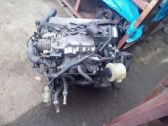 Двигатель в сборе. Daihatsu Pyzar, G301G Двигатель HDEP
