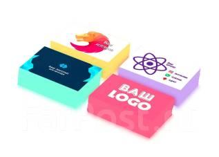 Печать визиток! 1 рубль/визитка, с доставкой