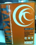 Takumi. Вязкость CVT, синтетическое