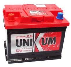 Unikum. 60 А.ч., Обратная (левое), производство Россия