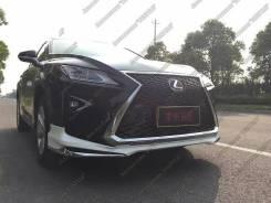 Обвес кузова аэродинамический. Lexus RX450h, GYL25W, GYL25 Lexus RX350, GGL25 Lexus RX200t, AGL20W, AGL25W Двигатель 2GRFKS. Под заказ