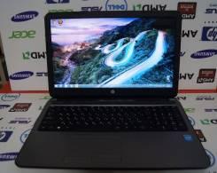 """HP. 15.6"""", 2,0ГГц, ОЗУ 4096 Мб, диск 500 Гб, WiFi, Bluetooth, аккумулятор на 3 ч."""