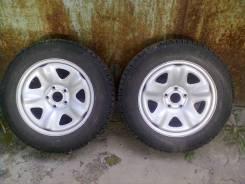 Колеса ГАЗ-31105 R15 195/65 2шт. 6.5x15 5x108.00 ET45