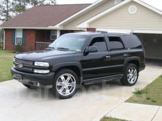 Chevrolet Tahoe. ПТС 2004 год