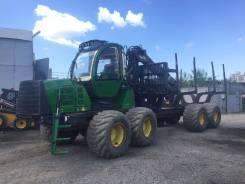 John Deere. Продается Форвардер 1510E (2012), 6 799 куб. см., 15 000 кг.
