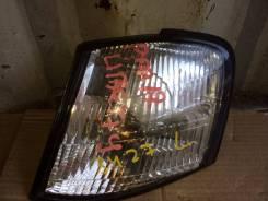 Габаритный огонь. Nissan Liberty, RM12 Двигатель QR20DE