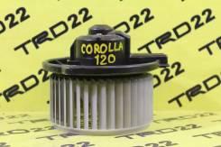 Мотор печки. Toyota: Corolla Verso, Vista Ardeo, Wish, Celica, Vista, Corolla Spacio, Allion, WiLL VS, Allex, Caldina, Corolla, Opa, Corolla Fielder...