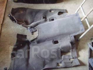 Ковровое покрытие. Nissan Elgrand, AVWE50, AVE50 Двигатель QD32ETI