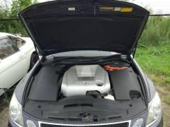 Дефлектор радиатора. Lexus GS350, GRS191 Lexus GS450h, GWS191