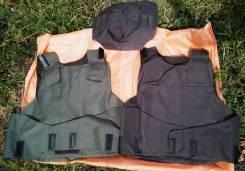 Чехлы от бронежилета Штурм-ВВ (коричневый и олива) новые