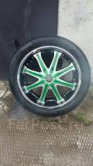 Продам колёса. 12.0x22 6x139.70 ET0 ЦО 100,0мм.