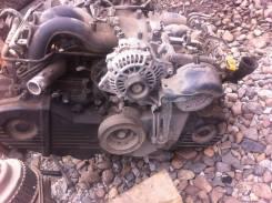 Двигатель в сборе. Subaru Forester Subaru Legacy Двигатель EJ20