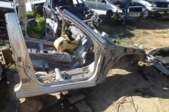 Лонжерон. Toyota Mark II Wagon Blit, GX110, GX110W, GX115, GX115W, JZX110, JZX110W, JZX115, JZX115W Toyota Mark II, GX110, GX115, JZX110, JZX115 Двига...