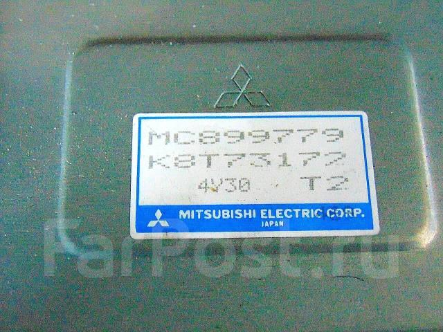 Блок управления свечами накала. Mitsubishi Delica, PE8W Двигатель 4M40