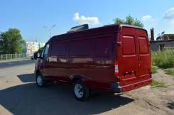 ГАЗ 2705. Газель ЦМФ 2705, 2 700 куб. см., 900 кг.