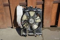 Радиатор охлаждения двигателя. Toyota Duet, M110A, M100A Двигатели: EJDE, EJVE