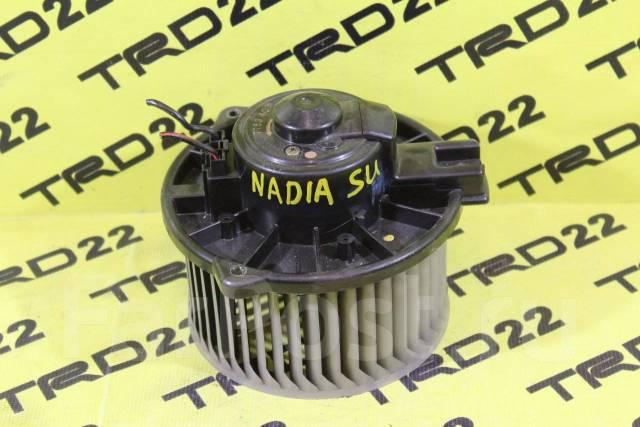 Мотор печки. Toyota: Hiace, Mark II Wagon Qualis, Ipsum, Nadia, Gaia, Avalon, Windom, Camry Gracia Двигатели: 2LT, 2RZE, 2KDFTV, 3RZFE, 2L, 1MZFE, 2MZ...