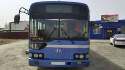 Hyundai Aero City 540. , 2009, 11 149 куб. см.