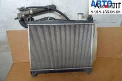 Радиатор охлаждения двигателя. Toyota Sienta, NCP81, NCP81G 1NZFE