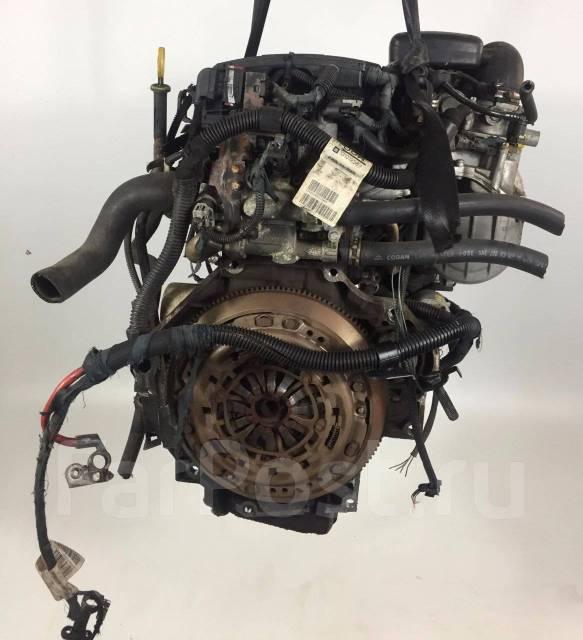 Двигатель в сборе. Opel Astra, L48 Двигатель Z16XEP