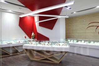 Дизайн торговых помещений и общественных пространств