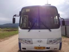 Hyundai Aero Town. Автобус , 7 500куб. см., 26 мест