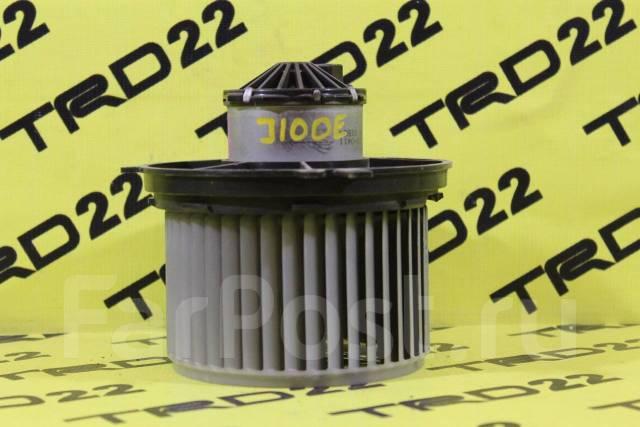 Мотор печки. Toyota Cami, J100E, J102E, J122E Daihatsu Terios Lucia, J131G, J111G Daihatsu Terios, J100G, J122G, J102G Двигатели: HCEJ, K3VE, K3VT, EF...