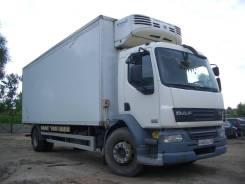 DAF LF 55. DAF LF55-220, фургон рефрижератор, 2008 г. в., 6 700 куб. см., 10 900 кг.