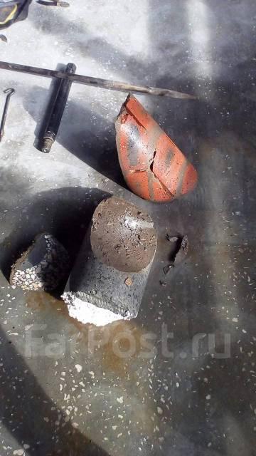 Алмазное бурение(сверление) отверстий