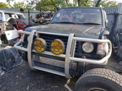 Кенгурятники. Mitsubishi Pajero, V21W